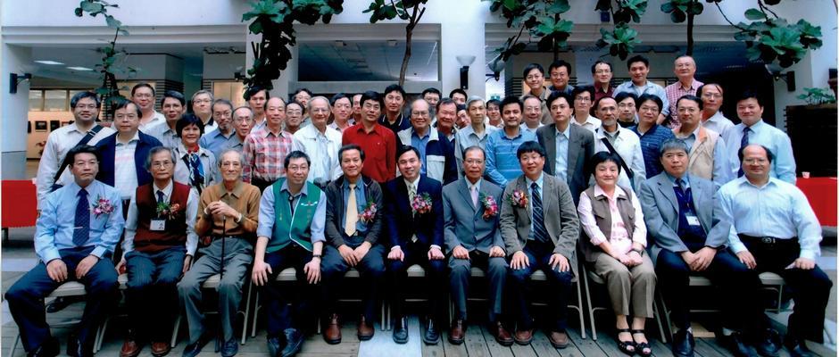 2010中縣建築師公會會員合影